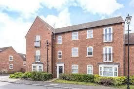 Thumbnail 2 bed flat for sale in Montrose Grove, Greylees, Sleaford