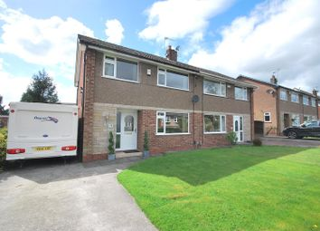 Thumbnail 3 bed semi-detached house for sale in Wyre Drive, Worsley, Manchester