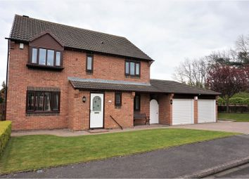 Thumbnail 4 bed detached house for sale in Oughton Close, Yarm