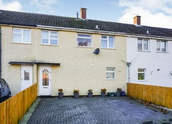 Thornwell Road, Chepstow NP16. 3 bed terraced house for sale
