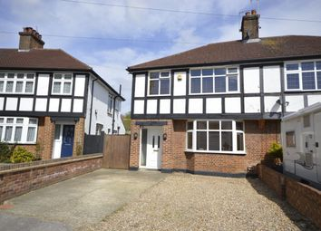 Thumbnail 3 bedroom semi-detached house for sale in Purbrock Avenue, Garston, Watford