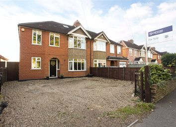 Thumbnail 4 bedroom semi-detached house for sale in Maidenhead Road, Windsor, Berkshire