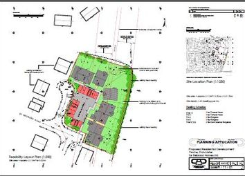 Thumbnail Land for sale in St Georges Road, Thorne, Doncaster