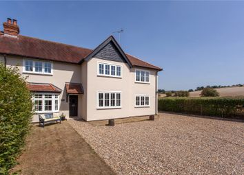 4 bed semi-detached house for sale in Oakley Court, Nuffield, Wallingford, Oxfordshire OX10