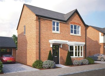 Thumbnail 3 bed detached house for sale in Spence Lane, Huncote, Leicestershire