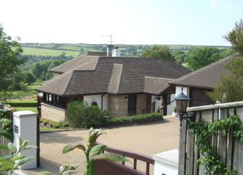 Thumbnail 4 bed detached house for sale in Bowood Park, Lanteglos, Camelford