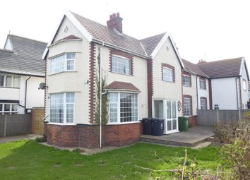 Thumbnail 3 bed semi-detached house to rent in Marine Parade, Gorleston, Great Yarmouth