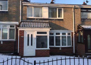 Thumbnail 3 bedroom terraced house for sale in Vicarage Close, Sunderland, Tyne And Wear