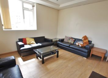 Thumbnail 4 bed flat to rent in Great Horton Road, Bradford