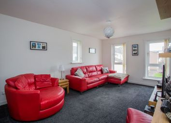Thumbnail 2 bed flat for sale in 29 Kirkton, Erskine