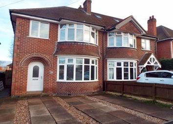 Thumbnail 3 bed property to rent in Holt Drive, Loughborough