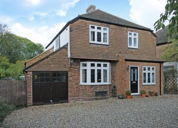 Thumbnail 4 bed detached house to rent in Well Road, Otford