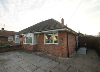Thumbnail 2 bed semi-detached bungalow to rent in Windmill Avenue, Crosby, Liverpool, Merseyside
