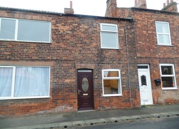 Thumbnail 1 bed terraced house for sale in Low Street, Goole
