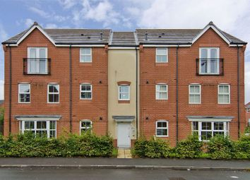Thumbnail 2 bed flat for sale in Colliers Way, Huntington, Cannock