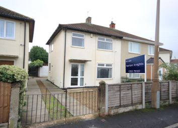 Thumbnail 3 bed semi-detached house for sale in Ruskin Drive, Armthorpe, Doncaster