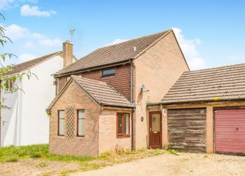 Thumbnail 4 bedroom link-detached house for sale in Fane Drive, Berinsfield, Wallingford