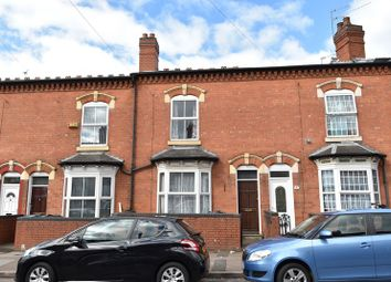 Thumbnail 3 bedroom terraced house for sale in Frederick Road, Sparkhill, Birmingham