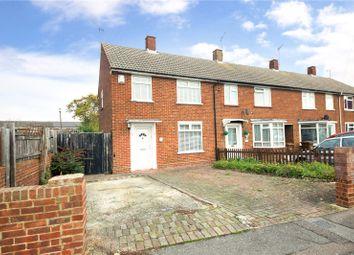 Thumbnail 2 bed end terrace house for sale in Solomon Road, Rainham, Kent