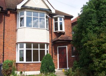 Thumbnail 3 bed semi-detached house to rent in Arlington Road, London