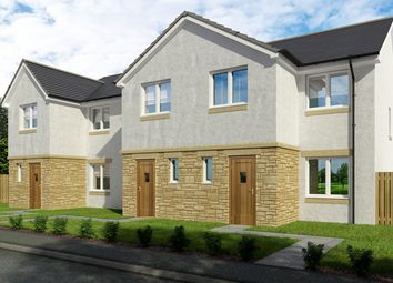 Thumbnail 3 bed terraced house for sale in Holmhead Heights, Holmhead Road, Cumnock