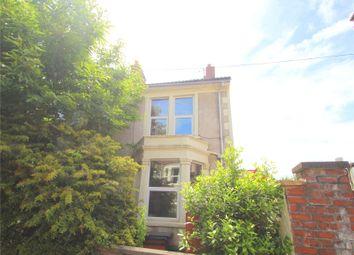 Thumbnail 3 bedroom end terrace house for sale in Islington Road, Southville, Bristol