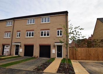 Thumbnail 4 bed town house for sale in Main Road, Barleythorpe, Oakham
