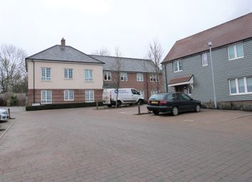 Thumbnail 2 bed flat for sale in Clements Close, Puckeridge, Ware