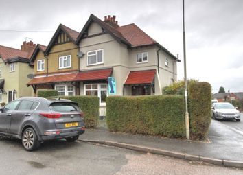 Thumbnail 2 bed semi-detached house for sale in Kings Road, Shepshed, Loughborough