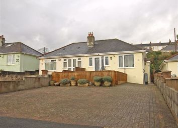 Thumbnail 2 bedroom semi-detached bungalow for sale in Laira Park Road, Laira, Plymouth