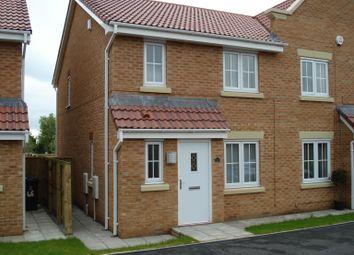 Thumbnail 4 bed semi-detached house to rent in Cravenwood, Ashton-Under-Lyne