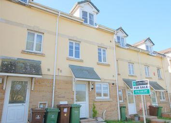 Thumbnail 4 bed terraced house for sale in Lakeside Drive, Plymouth