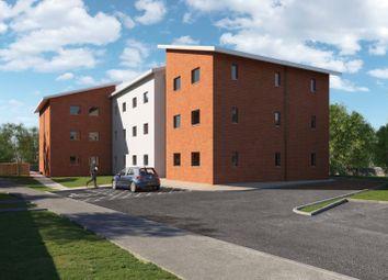 Thumbnail 2 bed flat for sale in Plot 13, Hillcrest Residence, Gildersome