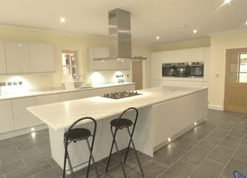 Thumbnail 5 bedroom detached house to rent in Park Crescent, Peterborough, Cambridgeshire.