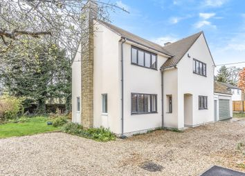 Thumbnail 4 bed detached house for sale in Bampton, Oxfordshire