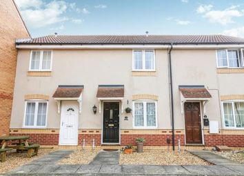 Thumbnail 2 bed terraced house for sale in Weavers Green, Sandy, Bedfordshire