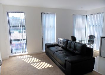 Thumbnail 1 bed flat to rent in Caxton House, Caxton Street, Manchester