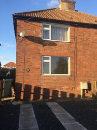 Thumbnail 2 bed semi-detached house to rent in Cook Crescent, Murton, Seaham