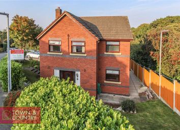 Thumbnail 4 bed detached house for sale in Hillsdown Drive, Connahs Quay, Deeside, Flintshire