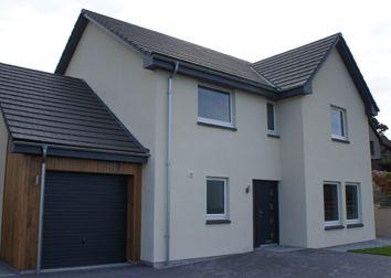 Thumbnail 4 bed detached house for sale in Lesmurdie Road, Elgin