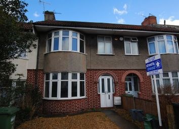 Thumbnail 3 bed terraced house to rent in Filton Avenue, Filton, Bristol