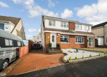 Thumbnail 3 bed semi-detached house for sale in Forth Court, Mossneuk, East Kilbride