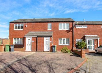 Thumbnail 3 bedroom terraced house for sale in Wyre Close, Walsall Wood, Walsall
