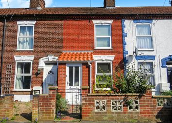 2 bed terraced house for sale in Bertie Road, Norwich NR3