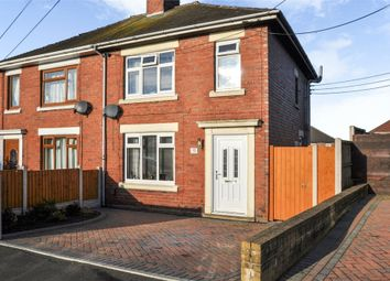 Thumbnail 2 bed semi-detached house for sale in Greenhill Road, Stoke-On-Trent, Staffordshire