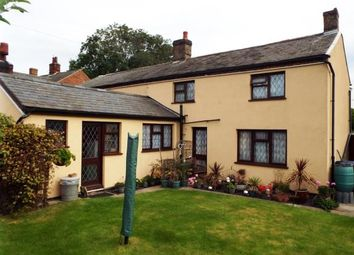 Thumbnail 2 bedroom semi-detached house for sale in Hardwick Lane, Buckden, St Neots, Cambs