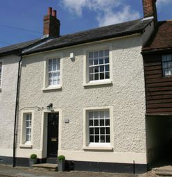 Thumbnail 2 bed terraced house to rent in High Street, Haddenham, Aylesbury, Buckinghamshire