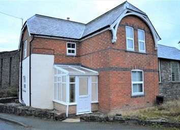 Thumbnail 2 bedroom semi-detached house to rent in Riverside House, Carno, Caersws, Powys