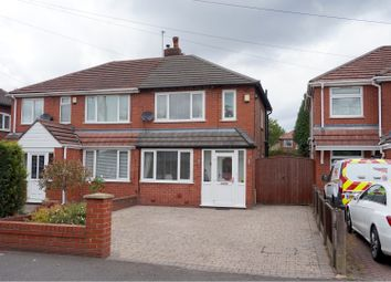 Thumbnail 2 bed semi-detached house for sale in Windmill Lane, Manchester