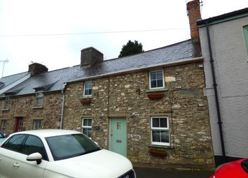 Thumbnail 2 bed property to rent in Clifton Street, Laugharne, Carmarthen
